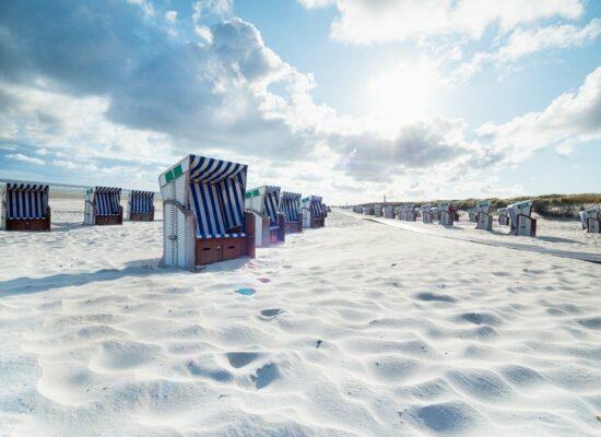 Norderney Strandkorb